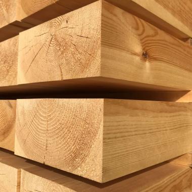 Строганный брус 150х200 лиственница